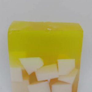 Savon glycérine Ananas-Mangue