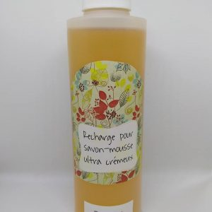 Recharge pour savon-mousse 250ml Tangerine