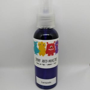 Spray anti-monstres lavande