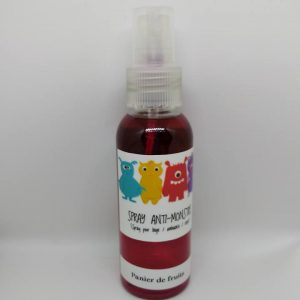 Spray anti-monstres panier de fruits