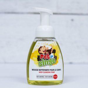 Mousse nettoyante pour le corps 250ml