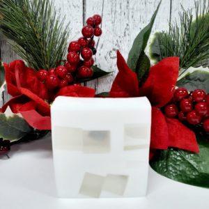 Savon glycérine Noël Blanc 150g