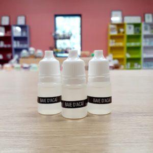 Huile parfumée – Baie d'acaï et satin 5ml