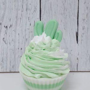 Savon cupcake Cactus – Margarita