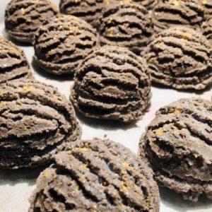 Bain moussant solide – Chocolat