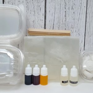 Trousse de fabrication de savons – pour 10 savons