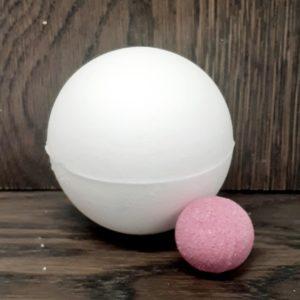 Bombe de bain – Dévoilement du sexe de bébé (fille)