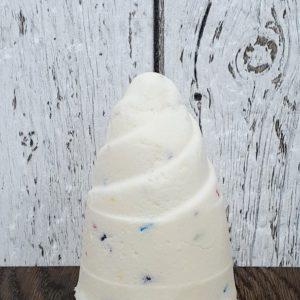 Bombe de bain Corne de licorne – Gâteau de fête 155g