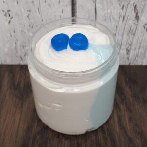 Crème fouettée nettoyante 2 en 1 – Bleuets sauvages 65g
