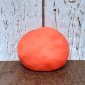 Pâte à modeler – Pomme rouge 100g