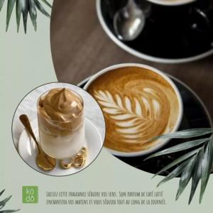 Café latté – 50hrs