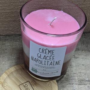 Crème glacée napolitaine – 50hrs
